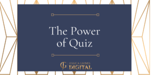 The Power of Quiz